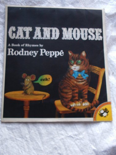 Cat and mouse : a book of rhymes