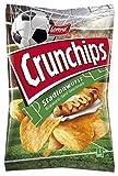 Lorenz Stadionwurst Crunchips mit Bratwurst-Senf-Geschmack Fussball WM Fan-Snack 2018 (1 x 150 g)