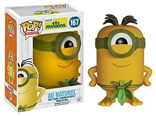 Funko-POP-Minions-Au-Naturel-Eye-Matie-Movie-Vinyl-Figure-Set-NEW