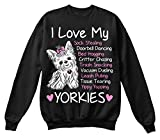 Best Yorkie Beds - I Love My Yorkies - Tshirts And Hoodies Review