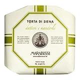 Pasticceria Marabissi Torta Datteri e Mandorle, Panforte mit Datteln und Mandeln 100g.