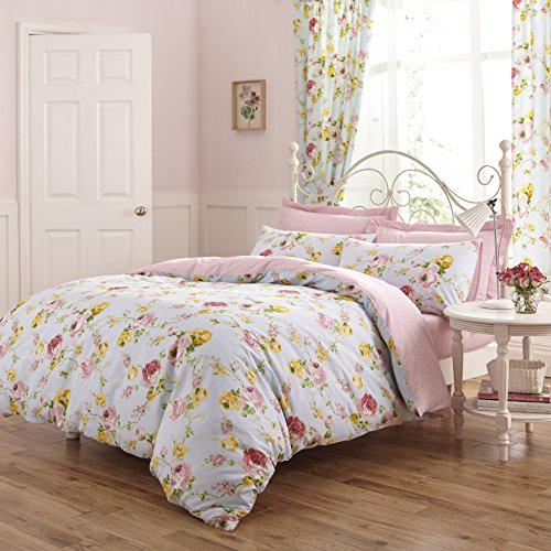 Charlotte Thomas Unifarbene Perkal-Bettwäsche für Einzelbett, weiß -