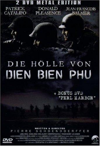 Bild von Die Hölle von Dien Bien Phu + Bonus DVD Perl Harbor 2 DVD-Set im Metalpak
