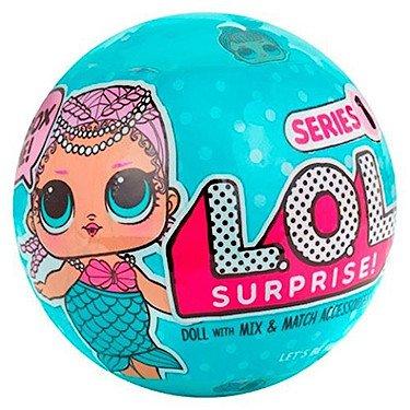 L.O.L. Surprise! - LOL Surprise - sfera di sorpresa con la serie del polso 1