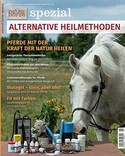 Alternative Heilmethoden für Pferde