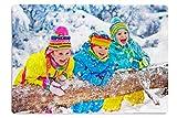 Kopierladen Fotopuzzle selbst gestalten, Puzzle mit eigenem Foto, Motiv oder Text, 120 Teile, 29x20 cm - persönliches Fotogeschenk, Geschenkidee
