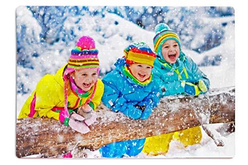 Kopierladen Fotopuzzle selbst gestalten, Puzzle mit eigenem Foto, Motiv oder Text, 120 Teile, 29x20 cm - persönliches Fotogeschenk, Geschenkidee - Foto Puzzle