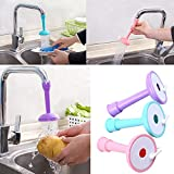 #5: Toku Swivel Water Saving Tap Aerator Diffuser Faucet Filter Connector Accessories Adjustable Water Saving Head Kitchen Sink Faucet