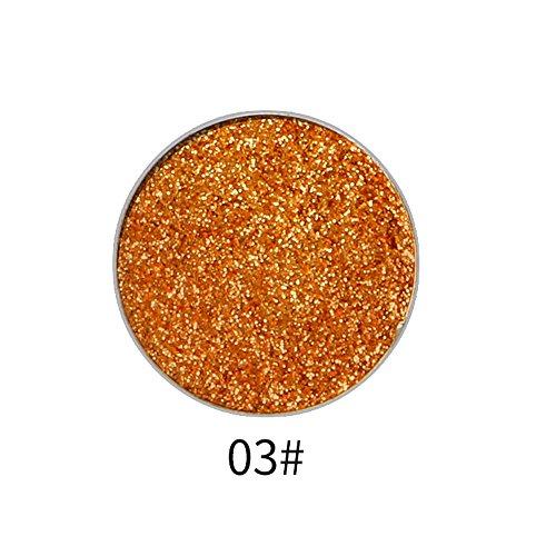 Lidschatten Palette Makeup Eyeshadow | Highlighter Kosmetische Matte | Kosmetische Lidschatten Creme | Augenschatten Makeup Eyeshadow Palette | Augenschatten Makeup Eyeshadow Palette | Perlisierter Lidschatten Shimmer Glitter Lidschatten Pulver Palette Matte Lidschatten Kosmetik Make-Up #03