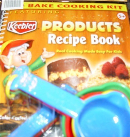 keebler-products-no-bake-cooking-kit-recipe-book-by-b-bel-inc-playthings-gifts