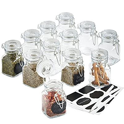 VonShef Glass Jars from Domu-UK