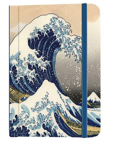 Telefonbuch Alphabetische (Fridolin 68066 Adressbuch Hokusai - Große Welle)