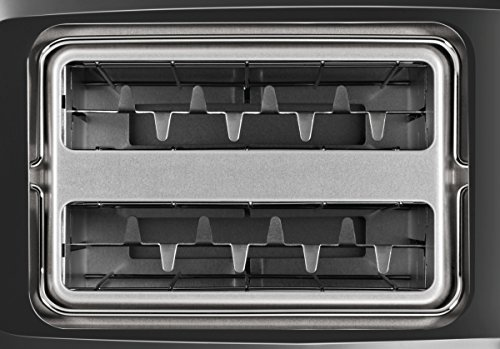 Bosch TAT3A0133G Village Toaster, Two Slice – Black