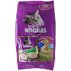 Whiskas Adult Dry Cat Food, Ocean Fish Flavour