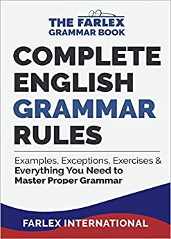 Complete English Grammar Rules: Examples, Exceptions