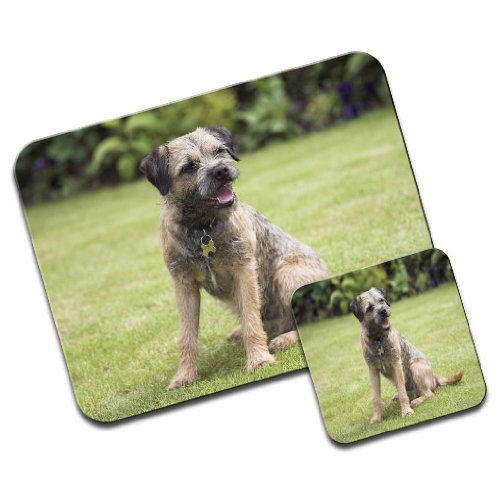 border-terrier-dog-premium-mousematt-coaster-set