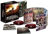 Ataque A Los Titanes Temporada 1 Blu-Ray Edición Coleccionistas España