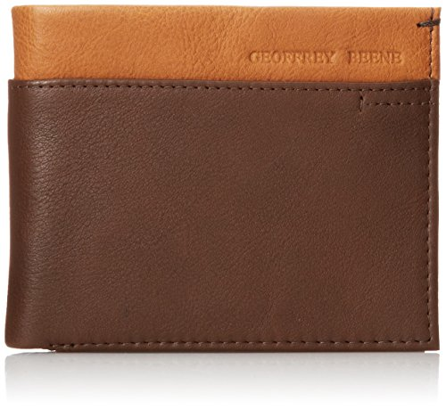 geoffrey-beene-mens-double-billfold-in-two-tone-colors-gravel-procelain-one-size