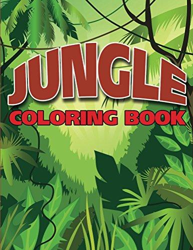 Jungle Coloring Book: Coloring Books for Kids (Art Book Series)