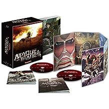 Ataque A Los Titanes - Temporada 1 - Edición Coleccionistas