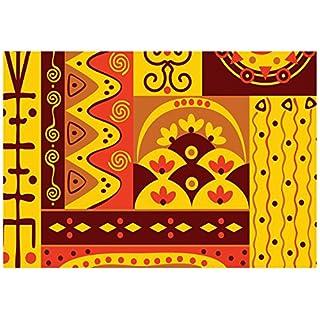 Group Asir LLC 70100C - 027 Horizon Decorative Painting Canvas, Multi-Colour