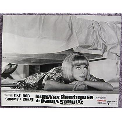 8 photos N&B du filmLes rêves érotiques de Paula Schultz (1968)