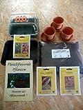 Tropica - Horror Box mit Samen der Venus-Fliegenfalle, Sonnentau, Schlauchpflanze und viel Zubehör