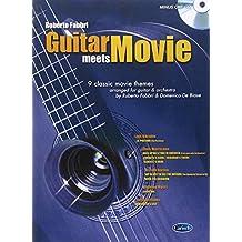 GUITAR MEETS MOVIE + CD