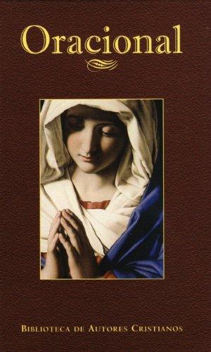 Portada del libro Oracional: Nuevo devocionario del cristiano (OBRAS LITÚRGICAS)