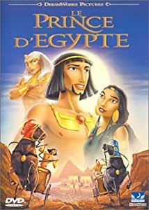 Le Prince d'Egypte [Import belge]