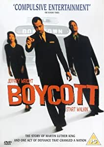 Boycott : The Story of Martin Luther King [DVD]