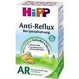 Hipp biologique AR Combiotik formule anti-reflux infantile - de la naissance, 4-pack (4 x 500g)