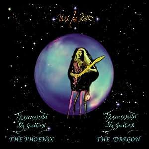 Transcendental sky guitar
