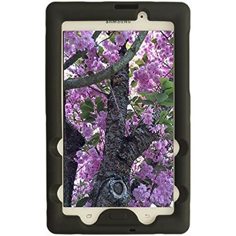 BobjGear Carcasa Resistente Para Tablet Samsung Galaxy SM-T280, SM-T285, Galaxy Tab A6 (2016 7inch), Tab A Nook 7 - Bobj Funda Protectora