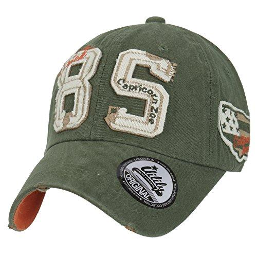 ililily-85-klassischer-stil-trucker-cap-hut-baumwolle-abgenutztes-aussehen-farbe-block-baseball-cap-