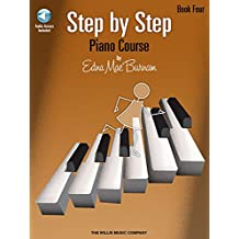 Step by Step Piano Course, Book 4