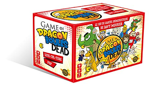 Game of Dragon Boule Dead par Collectif