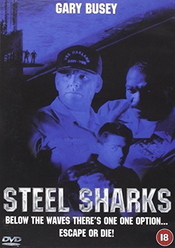 Steel Sharks (Gary Busey) by Gary Busey