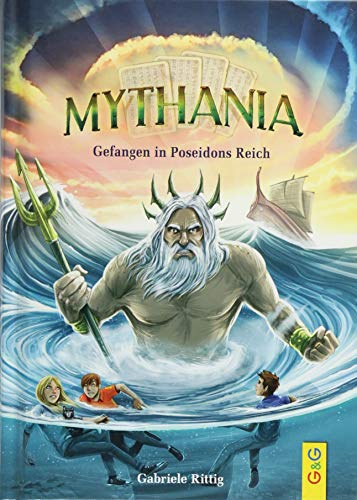 Mythania Gefangen in Poseidons Reich
