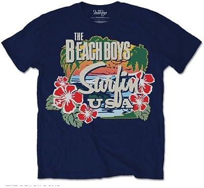 The Beach Boys Surfin Usa Tropical - Camiseta manga corta Niños