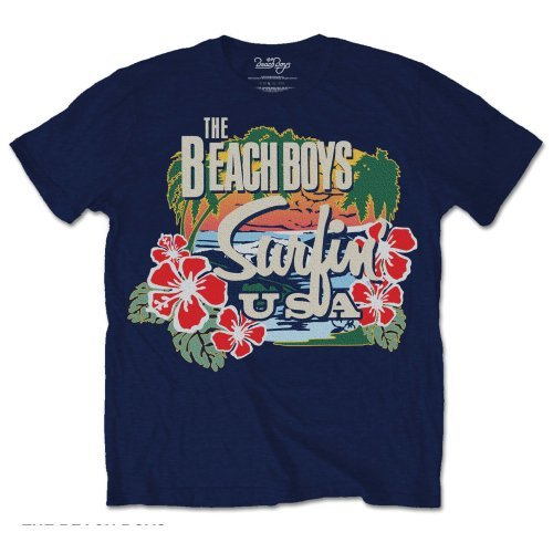 Beach Boys Men's Surfin' USA T-Shirt