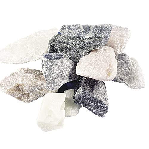 RAYHER - Speckstein 1 kg, 2-8 cm, kleine Teile, gemischt