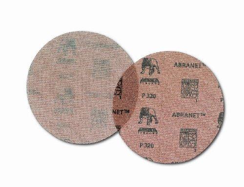 Preisvergleich Produktbild Mirka Abranet Gitternetz-Scheiben GRIP P80 Ø 125 mm (50 Stk.)