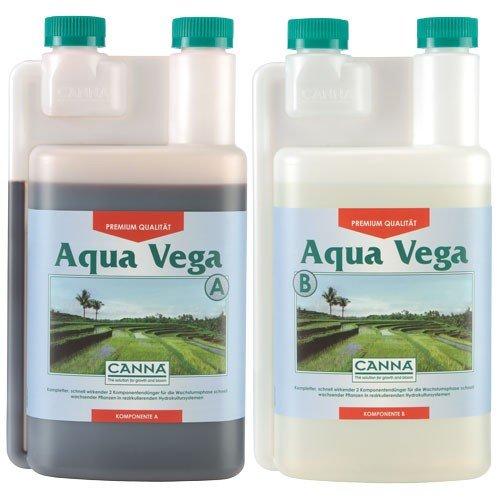 Canna Aqua Vega A et B, 1 L