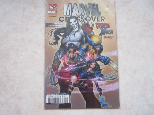 MARVEL UNIVERSE N° 2 CROSSOVER (SEPT 2008)