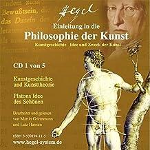 G.W.F. Hegel: Einleitung zur Ästhetik; Hörbuch, 6 Std., 5 Audio-CDs