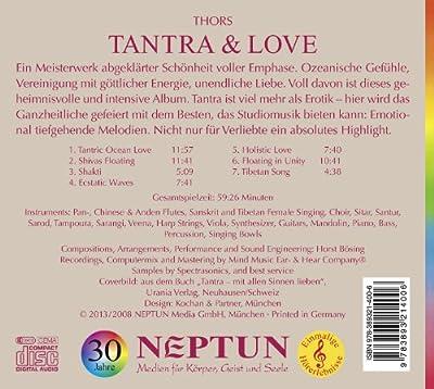 Tantra & Love: Sinnlich-erotische Wohlfühlmusik