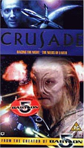 Crusade - Vol. 1.05 - Racing The Night / The Needs Of Earth
