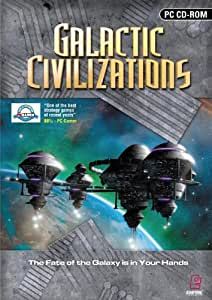 Galactic civilisations amazon co uk pc amp video games