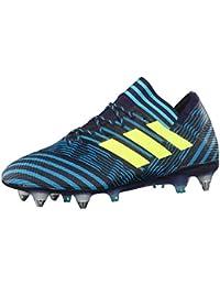adidas Herren Fussballschuhe NEMEZIZ 17.1 SG LEGINK/SYELLO/ENEBLU 41 1/3